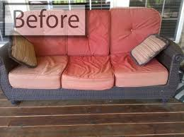 Innovative Patio Furniture Cushion Covers Replacement Sofa Seat
