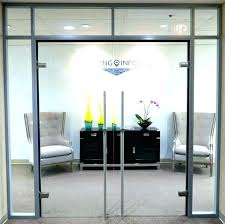office entrance doors office glass door designs glass office doors glass office door double swing locking office entrance doors