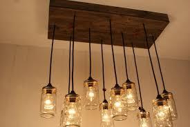 diy rustic pendant lamps