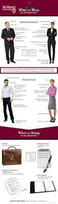 What To Wear And Bring To A Job Interview Useful Career