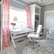cute office furniture. Gallery Of 17 Pink Office Ideas : Cute Space For Girl Furniture S