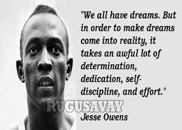 Jesse Owens Quotes Simple Jesse Owens Inspirational Quotes On QuotesTopics