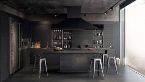 Small Modern Kitchen Kitchen Comely Black Kitchen Decor With Small Modern Kitchen