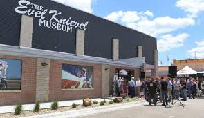 Image result for evel knievel museum image