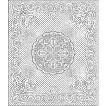 Wholecloth Quilt Kits - Offers | Keepsake Quilting & Fantasy Feather Natural Wholecloth Quilt Kit Adamdwight.com