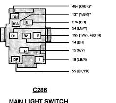 ford explorer headlight switch wiring diagram wiring diagram 1958 ford headlight switch wiring diagram diagrams