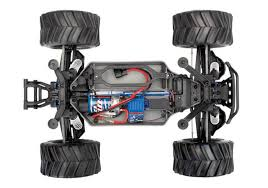 Traxxas Stampede 4x4 Xl 5 Kit With Electronics