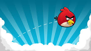 Red Angry Bird digital wallpaper, Angry Birds, artwork, video games HD  wallpaper