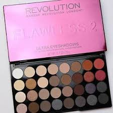 image is loading makeup revolution flawless 2 eyeshadow palette ultra 32