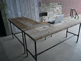 wood desks for home office. Home Office Wood Desk Reclaimed Desks Solid Within Plan 5 For O