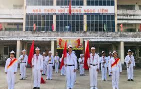 """Nhà Thiếu nhi Phùng Ngọc Liêm: Tổ chức Chương trình biểu diễn nhạc kèn với  chủ đề """"Em là mầm non của Đảng"""" chào mừng Đại hội Đảng toàn quốc lần thứ"""
