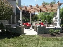 simple wood patio designs. Ideas Concrete Patio Designs Simple Wood L