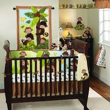 ocean themed crib bedding kids room designs give your ba boy loads of company with the