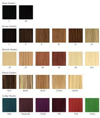 Chocolate Hair Weave Color Chart 60 Cogent Chocolate Hair Weave Color Chart