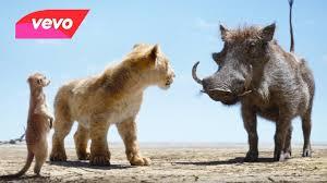 Король Лев (2019) - <b>Акуна Матата</b> | <b>Hakuna Matata</b> - YouTube