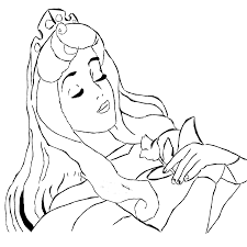 Small Picture Sleeping Beauty Baby Coloring Pages Coloring Coloring Pages