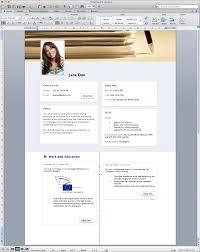 Curriculum Vitae Template Word Http Www Resumecareer Info
