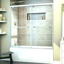 bathtub door installation service shower doors installing levity inside remodel new review sliding r bathtub door installation sliding