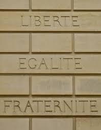 Liberté égalité Fraternité Wikiquote Le Recueil De Citations Libres