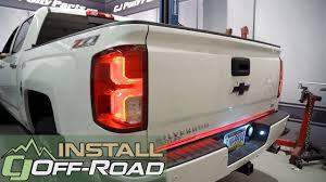 Chevrolet Silverado/GMC Sierra PUTCO SwitchBlade LED Tailgate ...