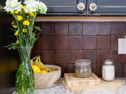 Unusual Kitchen Unique Kitchen Backsplashes Pictures Ideas From Hgtv Hgtv