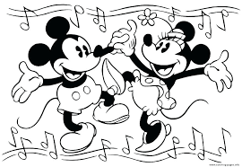 mickey and minnie valentines day coloring pages. Unique Mickey Mouse Valentines Day Coloring Pages Online Baby Cute Mickey Page And To  Print Free Minnie Valentine  Throughout Mickey And Minnie Valentines Day Coloring Pages E