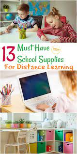13 Must Have School Supplies For Distance Learning