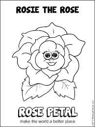daisy scout coloring pages page yahoo image search results daisies picture daisy petal coloring pages rose page marvelous on free book with