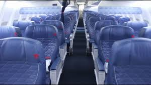 delta 737 700 cabin tour fort