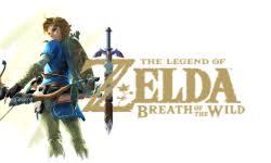 The Legend of Zelda: Breath of the Wild - Wallpaper Games Maker