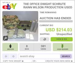 The Office Props Auctions On Ebay Page 5 Of 10 Officetally