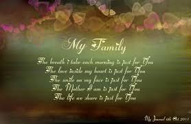 I Miss You Family Quotes