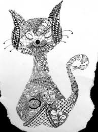Zentangle Patterns Best Inspiration Design