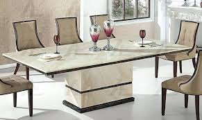 marble top round dining table design the benefits for with plans 15