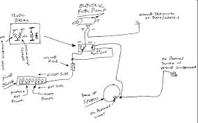 electric fuel pump wiring diagram electric image thesamba com beetle late model super 1968 up view topic on electric fuel pump wiring diagram
