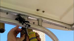 how to install led spreader lights on your boat hardtop or t top how to install led spreader lights on your boat hardtop or t top
