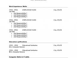 789439632557 Warehouse Worker Resume Sample Employment Dates On