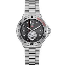 tag heuer formula 1 mens wau1117 ba0858 wrist watch for men ba0858 new tag heuer formula 1 indy 500 grey dial mens swiss steel watch