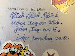 Freundebuch In Kita Und Schule Eltern Berichten Spiegel Online