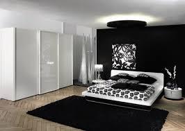 Modern Black And White Bedroom Mesmerizing Black White Modern Bedroom Photos Interior Design