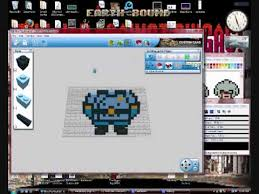 Camera Lego Digital Designer : How to build pig mask in lego digital designer