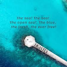 Kurze Inspirierende Zitate Und Sprüche über Meer Und Freiheit