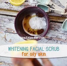 whitening scrub 1