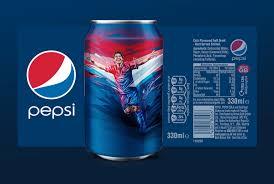 Pepsi Can Designs Messi X Pepsi Can Unused On Behance
