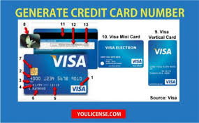 Name Date And Guides 2018 With Cvv Generator Login – Credit Expiration Card