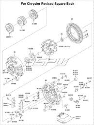 Unit exploded viewsalternator parts starter parts rebuild kits ch sq bck rev unit exploded viewshtml 303 oldsmobile engine diagram