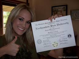 Country Stars' and Celebrities' College Degrees…Some May Surprise ...