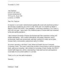 Covor Letter New Social Work Cover Letter Sample For Medical Social ...
