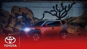 Toyota FT-4X Concept l NYIAS 2017 | Toyota - YouTube