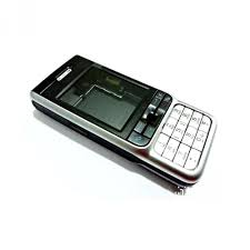 Full Body Housing for Nokia 3230 - White